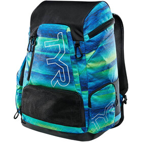 TYR Alliance 45L Backpack Kinematic multi